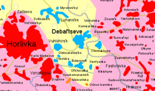 Battle of Debaltseve